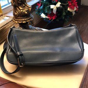 Coach All Leather Vintage Purse